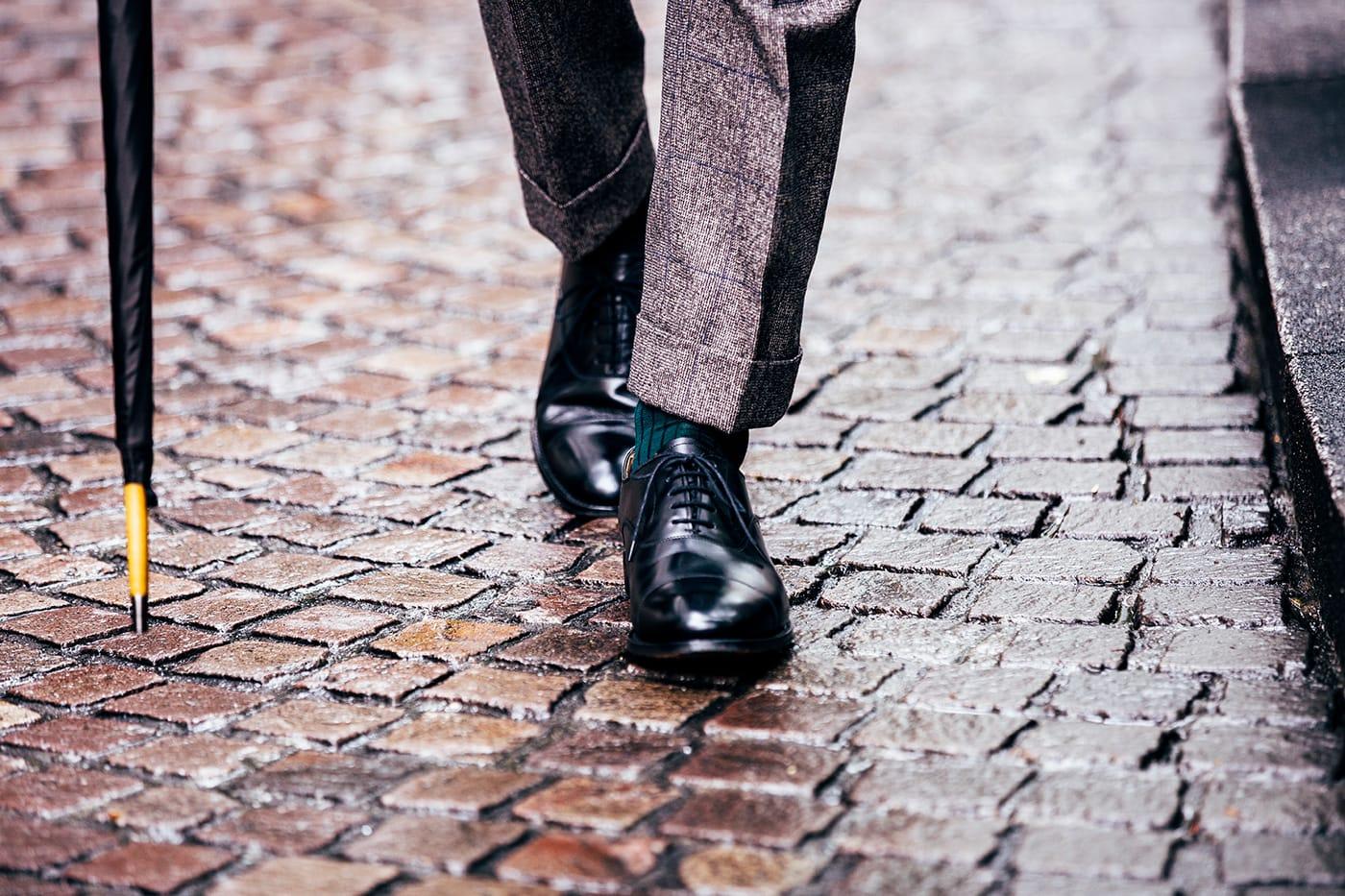 私なりの英国靴への想い 前編|ファッションジャーナリスト 矢部 克已