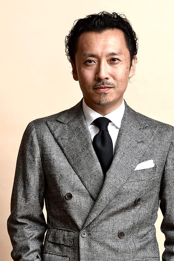 ファッションエディター・ジャーナリスト 矢部 克已さん プロフィール