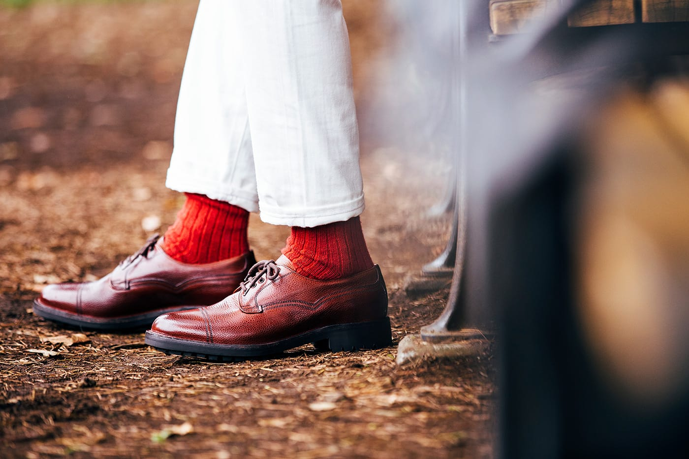 私なりの英国靴への想い 後編|ファッションジャーナリスト 矢部 克已